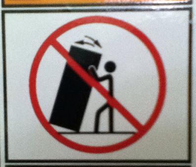 no-dancing